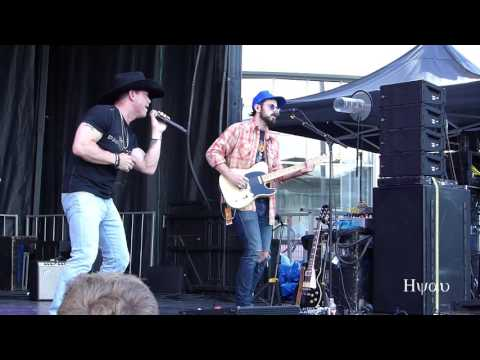 Aaron Pritchett (live) #1 @ Canada Day 2016 - Vancouver Canada Place