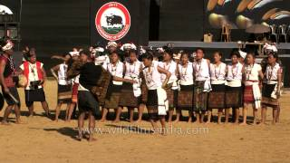 Folk songs and dance of Kuki tribe