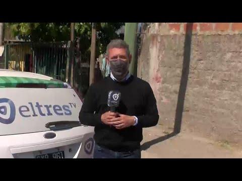 Le robaron el celular a periodista de Canal 3