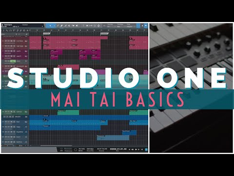 Studio One - Intro to Mai Tai (Synth)