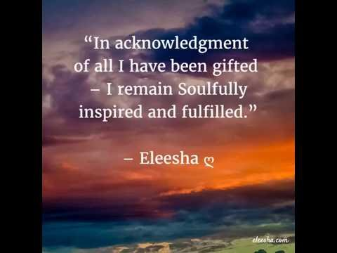 acknowledgement daily inspiration quotes affirmations sayings