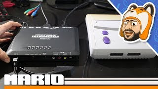 How I Hook Up My Retro Consoles Using HDMI | Framemeister & Alternative Options