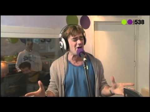 Radio 538: Jeroen van der Boom - Werd De Tijd Maar Teruggedraaid (Live bij Evers Staat Op)