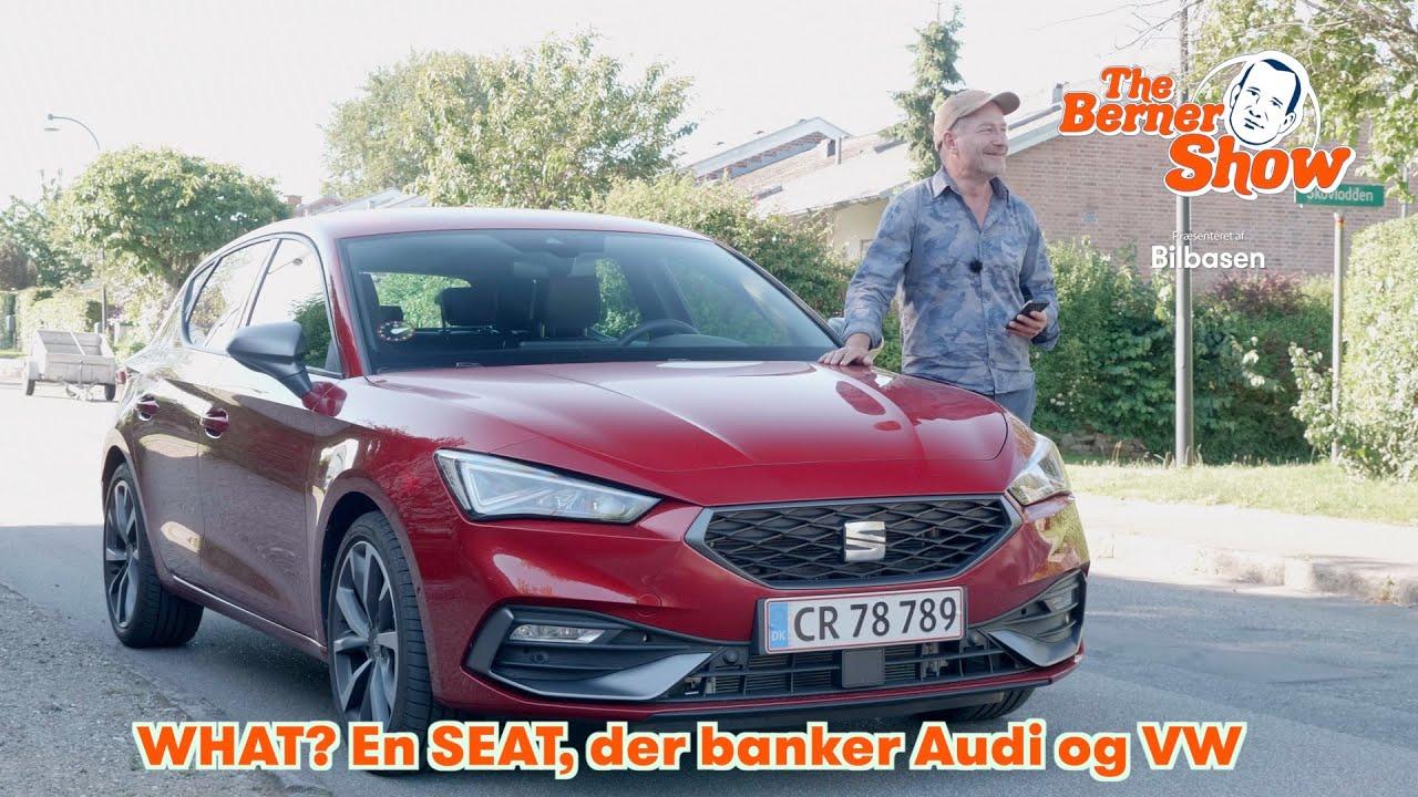 WHAT? En SEAT, der banker Audi og VW på kvalitet, pris og størrelse?