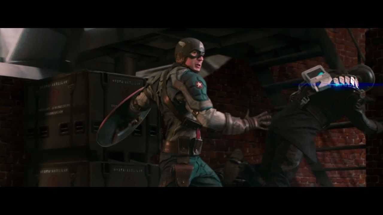 first avenger stream