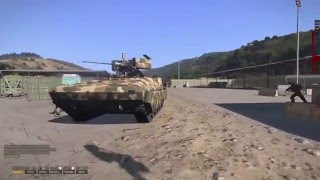 =DRK= Project Reality: ArmA III v105a ► Mechanized Patrol (Round Highlight)