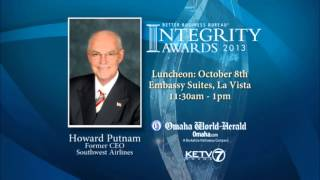 The BBB Presents The 18th Annual Integrity Awards Event