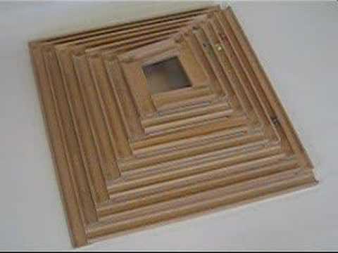 Pyramid Wooden Blocks Youtube