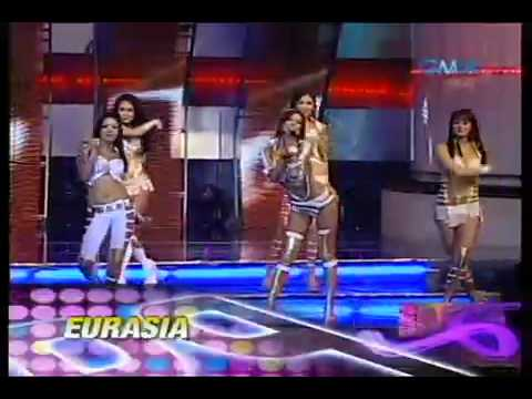 Party Pilipinas - XLR8, EURASIA, JOSHUA & BARBIE March 28, 2010