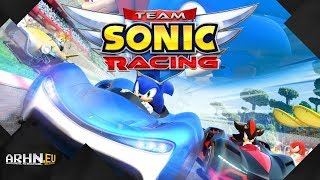 Team Sonic Racing - recenzja