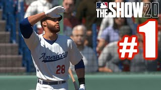 PLAYING AGAINST LUMPY! | MLB The Show 20 | Home Run Derby #1