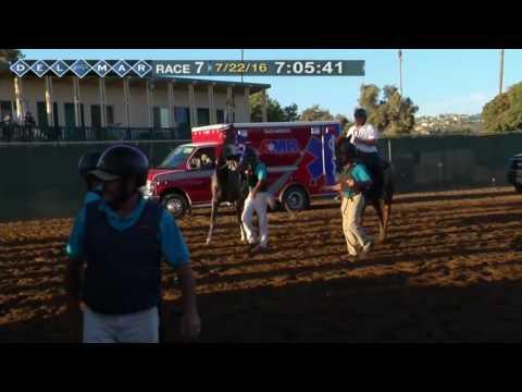Enola Gray wins Fleet Treat Stakes