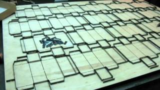 видео Изготовление штанцформ