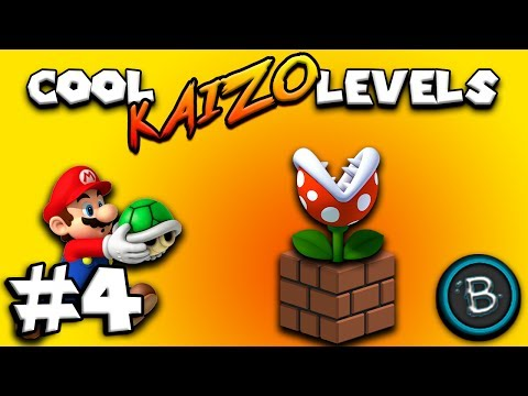 Super Mario Maker - Cool Levels / Kaizo Levels #4