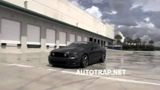 Ford Mustang. Покраска жидкой резиной. До и после.(, 2016-05-03T09:34:07.000Z)