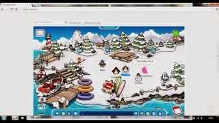 Novo Club Penguin Pirata Mirai *** 24/12/2013 (AINDA FUNCIONA)