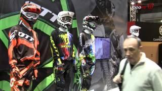 SCOTT Motocross Designs News 2013 auf der Eicma 2012