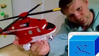 Вертолет на пульте управления(Курс