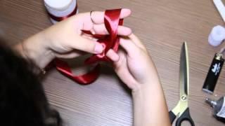 """Мастер-класс: свадебный декор - свечи для """"домашнего очага"""""""