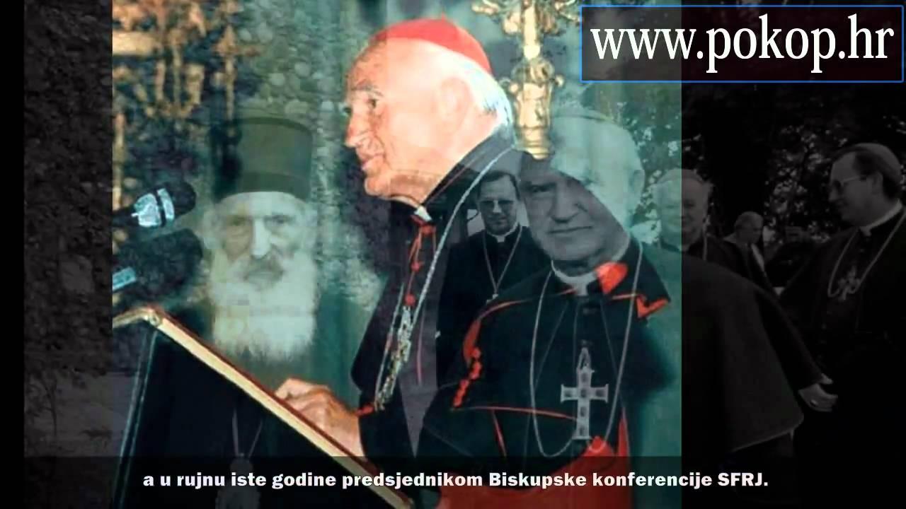 Franjo Kuharic Video Biografija Sjecanja Na Poznate Hrvatske