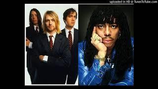 Nirvana vs. Rick James - All Apologies, Baby