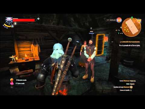 THE WITCHER 3 EP. 8 CAMBIOS CON PARCHE 1.07