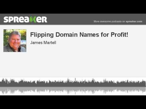 Flipping Domain Names for Profit!