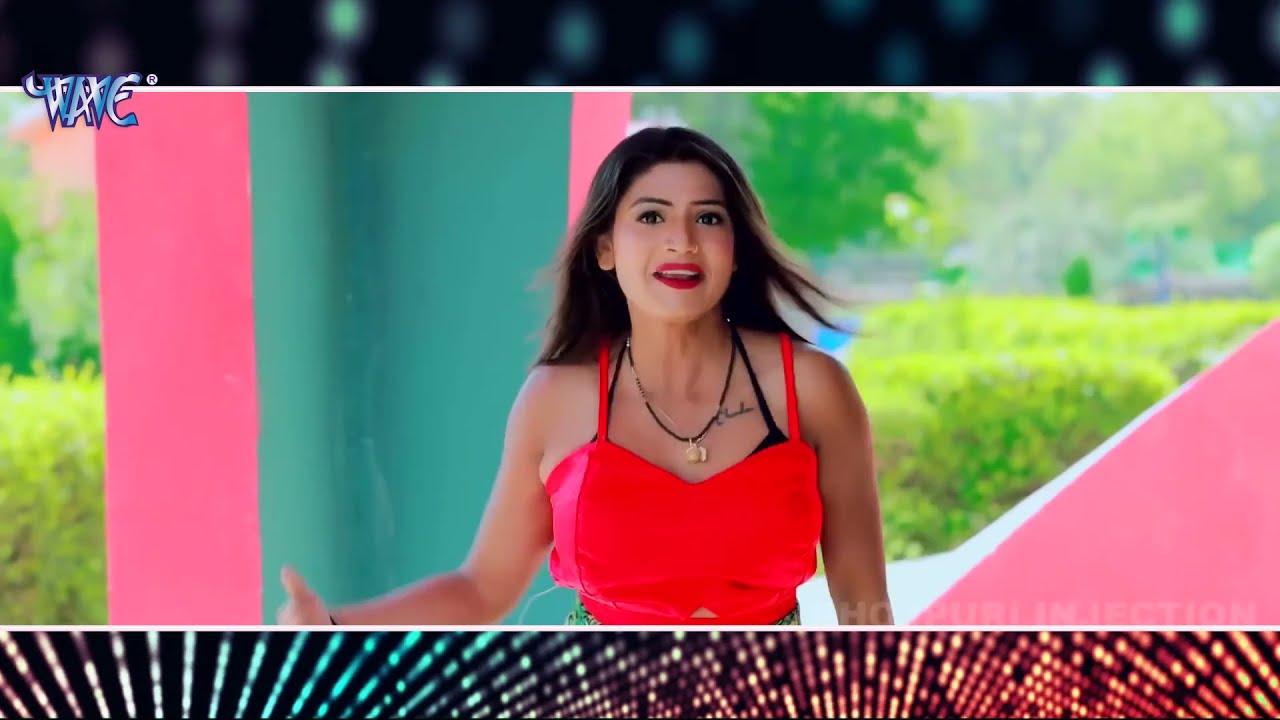 Ritesh Pandey के गाने पे कमर तोड़ डांस - हिलोर मारे - #DJDANCEVIDEO