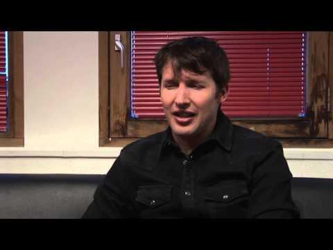 James Blunt interview (part 1)