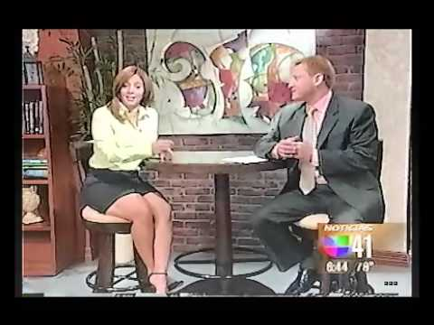 Nilda Rosario UNIVISION41 2005 Blk mini -f g ^G