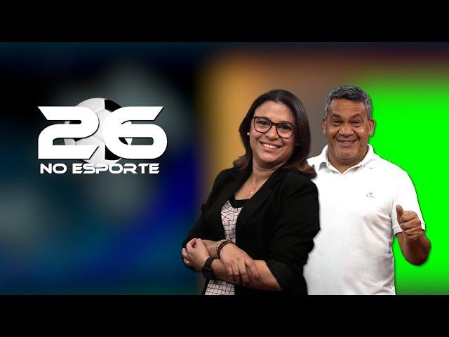 26 no Esporte_ (04/10/21) - Ao Vivo