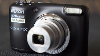 Nikon coolpix a10 detailed review in hindi