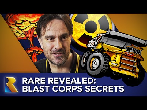 Rare Revealed: Five Things You Didn't Know About Blast Corps