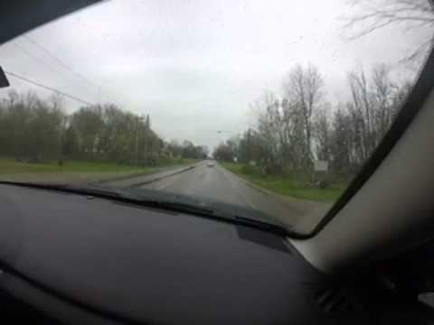 Driving From Allendale to Grandville, Michigan