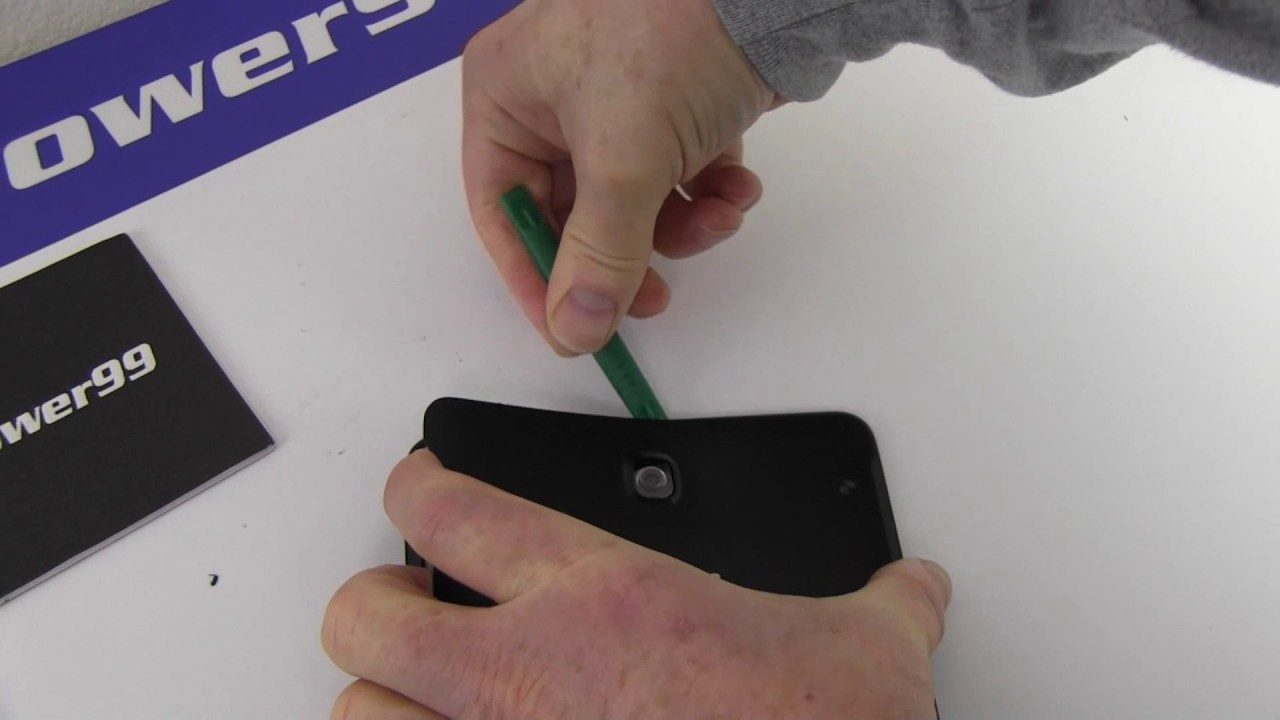 Rørig How to Replace Your Samsung GALAXY S2 8.0 SM-T715 Battery - YouTube MB-88
