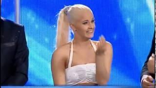 Шоу талантов в Грузии, Ева Шиянова