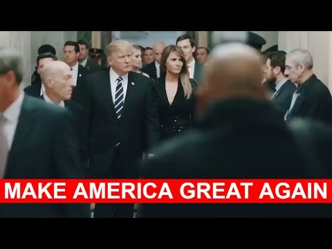 MAKE AMERICA GREAT AGAIN PRESIDENT DONALD J. TRUMP Video Message From President Trump Joint Congress