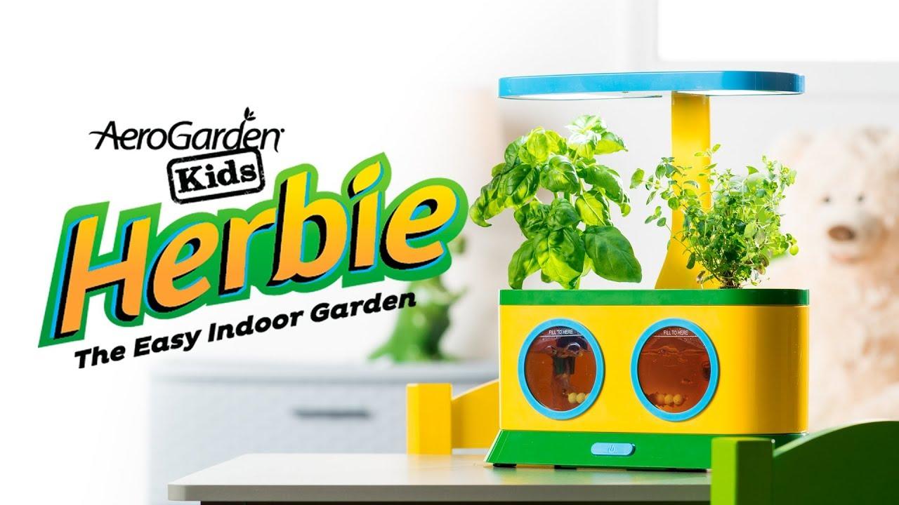 AeroGarden Herbie Unboxing & Planting