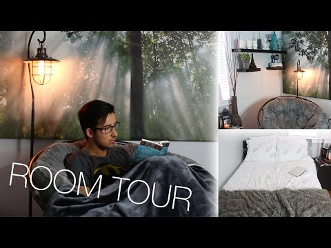 MY ROOM TOUR: TUMBLR GUY EDITION!