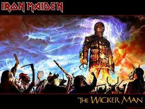 Клип Iron Maiden - The Wicker Man