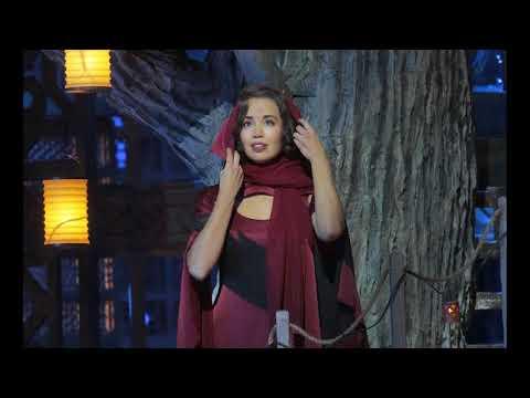 Nadine Sierra sings Es lebt eine Vilja (Vilja-Lied)
