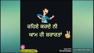 Saab Himmat Sandhu (music) Laddi Gill.. lyrics Gill Runta