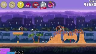 Angry Birds Rio - Rovio Entertainment Ltd MARKET MAYHEM Level 8-14