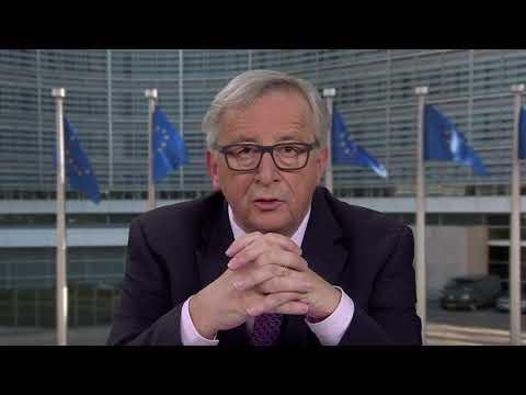 Message from EC President Jean-Claude Juncker to the #DublinForum17