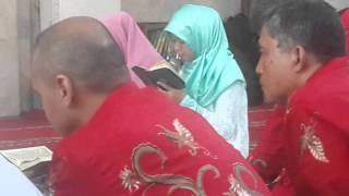 Sari tilawah surah an nisa ayat 1 dan surah ar rum ayat 21
