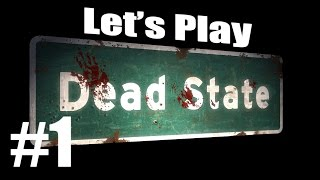 Let's Play Dead State (part 1 - Plane Crash [blind])