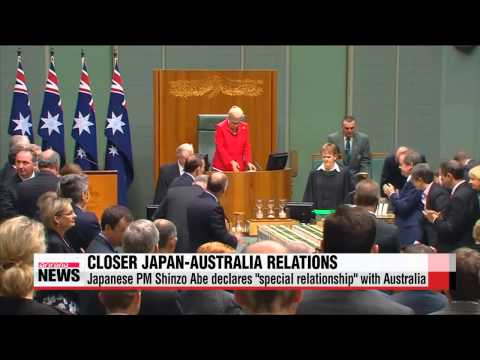 Japan, Australia to forge closer ties in defense sector