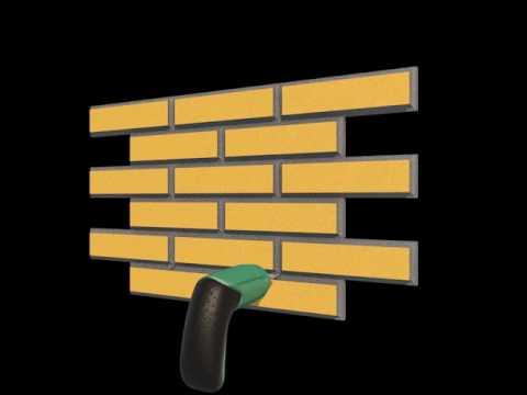 Фасадная панель из бетона, монтаж на шурупы