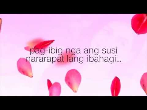 Spongecola Pag-ibig  with lyrics DANGWA Soundtrack  2015 HD audio