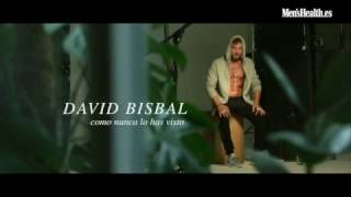 David Bisbal con Men's Health thumbnail